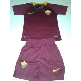 Camisetas Futbol Europeo Niños (remera + Short)