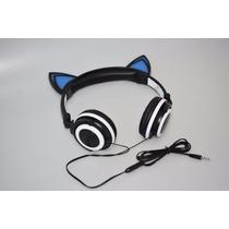 Headset Orelha De Gato /fone Microfone #2 (leia Anuncio)