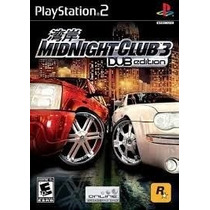 Midnight Club 3 Ps2 Patch - Frete Só 7,00