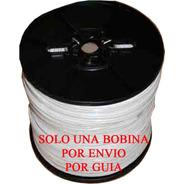 Cable Coaxial Siames Cal 20  P/cctv  Blanco  300 Mts B07