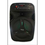 Parlante Portátil Bluetooth 550w Kanji Harrison Acid Mini