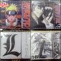 Billetera Naruto Bleach One Piece Death Note Shingeki No Kyo