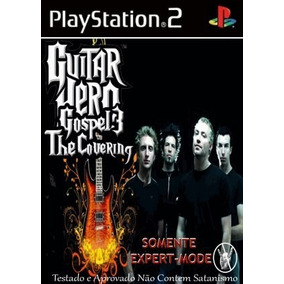 Comprar Jogos Guitar Hero Patch Gospel V3 The Playstation2
