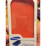 Flip Cover Original Samsung S3 Mini + Otro Excelente Estado!