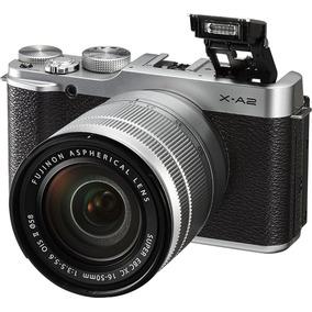 Cámara Digital Fujifilm Nueva X-a2 16-50mm F3.5-5.6 Oferta