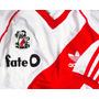 Camiseta River Titular Retro 86 Campéon Japón Beto Alonso