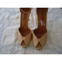 Lindo Sapato Marca Sonho Dos Pés Número 38