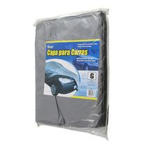 Capa P/automoveis G + Brinde Kit Limpeza Automotivo Pinheiro