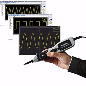 Osciloscopio Lapiz Hantek Pso2020 Ancho De Banda: 20 Mhz