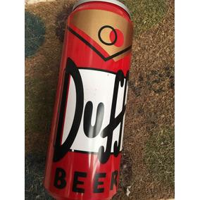 Vaso Gigante Cerveza Duff