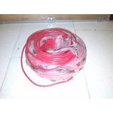 Rollo De Cable Numero 8 Cabel, 7 Pelos, 100% Cobre