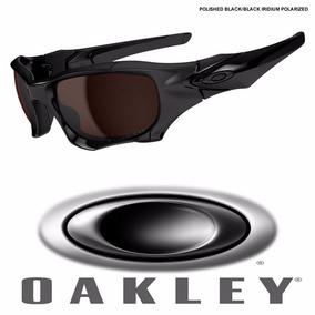 Óculos Okly Elite Pitboss Ii Lentes Polarized Hdo Em X Metal