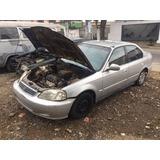 Honda Civic 98/99 Altomatico ( Sucata ) Pra Retirar Peças