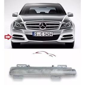 Farol Milha Led Mercedes C180 C200 Slk E 2012/2014 L Direito