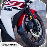 Combo Guardabarro Delantero Y Trasero Para Yamaha Mt03 Roth
