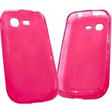 Funda Tpu Gloss Rosa Samsung S5310 Galaxy Pocket Neo