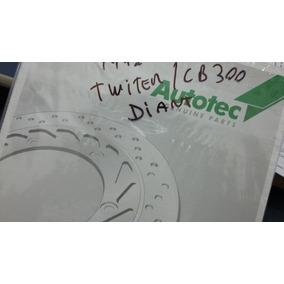 Disco Freio Dianteiro Cb300/twister 250