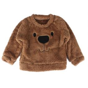 Sueter Sudadera Sweater De Oso Osito Niño, Niña Y Bebé