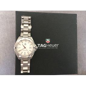 Reloj Tag Heuer Aquaracer 300m White Dial