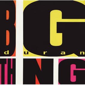 Vinilo : Duran Duran - Big Thing (2 Disc)