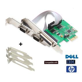 Placa Multiserial Pci-exp Serial Paralela Win10 Revenda Nf