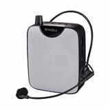 Microfono Vincha Portatil Parlante Altavoz Usb Grabador