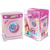Brinquedo Lava Roupas Com Som Disney Princesa Baby - Xali