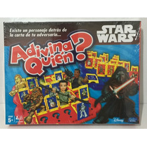 Juego Adivina Quien Star Wars De Adivinar Quien Es Toyco Co