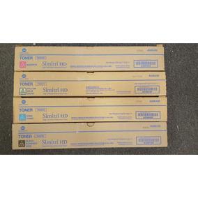 Toner Tn 321 Kit Para Konica Minolta Bizhub C 284/384/224/36