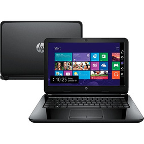Notebook Hp 14-r052br Intel I5 Ram 4gb Wind 8.1 Produto Novo