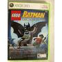 Videojuego Xbox 360 Lego Batman Pure