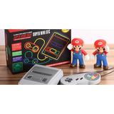 Consola Nintendo Super Mini Sfc 500 Juegos + Envío Gratis