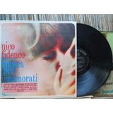 Nico Fidenco Música Per Innamorati Lp Rca Victor