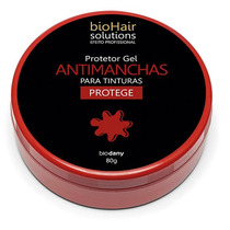Biohair Protetor Gel Anti Manchas Para Tinturas Protege 80g