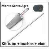 Kit Tubo C/bucha + Cardan Para Roçadeira Sthil 220 Lateral .