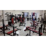 Academia Completa Musculação