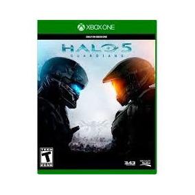 Envío Gratis! Halo 5 Para Xbox One Nuevo En Game Star