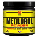 Metildrol Powder Pré Treino/hormonal 200g Açaí Red Series