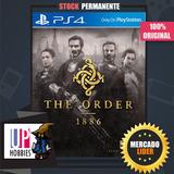 The Order 1886 - Playstation 4 Digital - Primario - Oferta