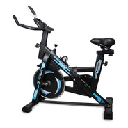 Bicicleta Para Hacer Ejercicio Spinning Fija Estática 6kg Ms
