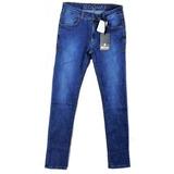 Calça Jeans Zoomp Masculina Slim Fit-000535-universizeplus