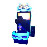 Arcade Cruisin Blast Racing Car Game Machine