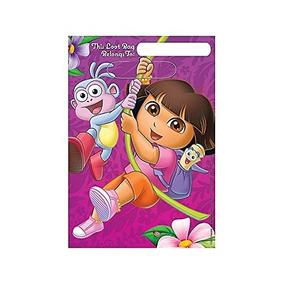 Dora El Explorador Botín Bolsas 8ct
