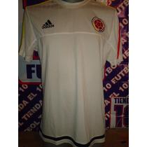 Colombia Camisa Entrenamiento Futbol Soccer