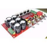 Amplificador De 400 Watts 100w X Canal + 200w De Sub Woofer