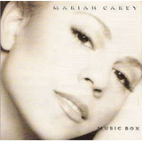 Mariah Carey - Music Box Cd (yosif Andrey)