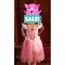 Vestido De Princesa Talla3