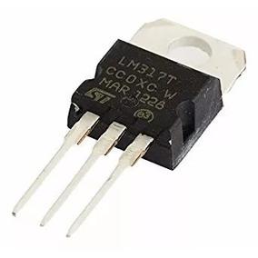 Lm317t Regulador De Voltaje Variable 1,2v A 37v 1,5amp Ofert