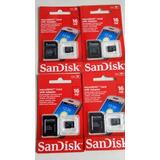 Cartao De Memória Sandisk 16gb Original