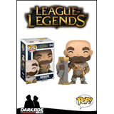 League Of Legends - Braum - Funko Pop! - Darkside Bros